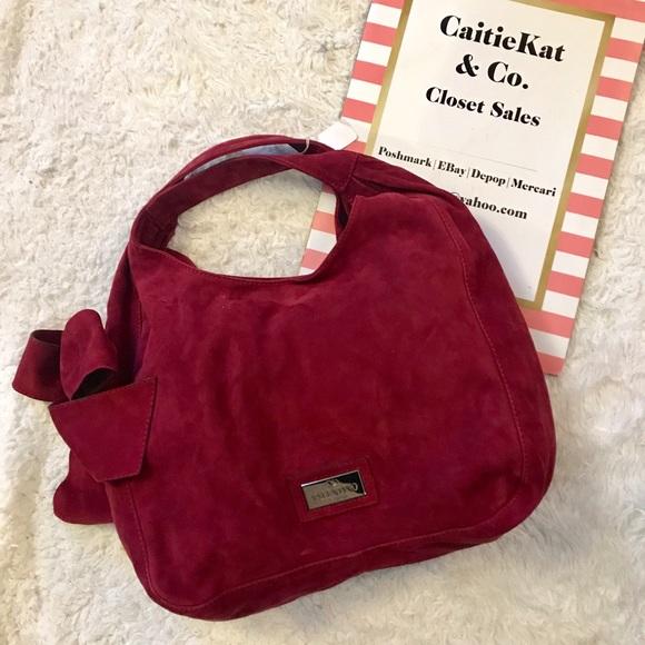 de73659a27f Valentino Bags | Sale Nuage Lacca Bow Bag L | Poshmark